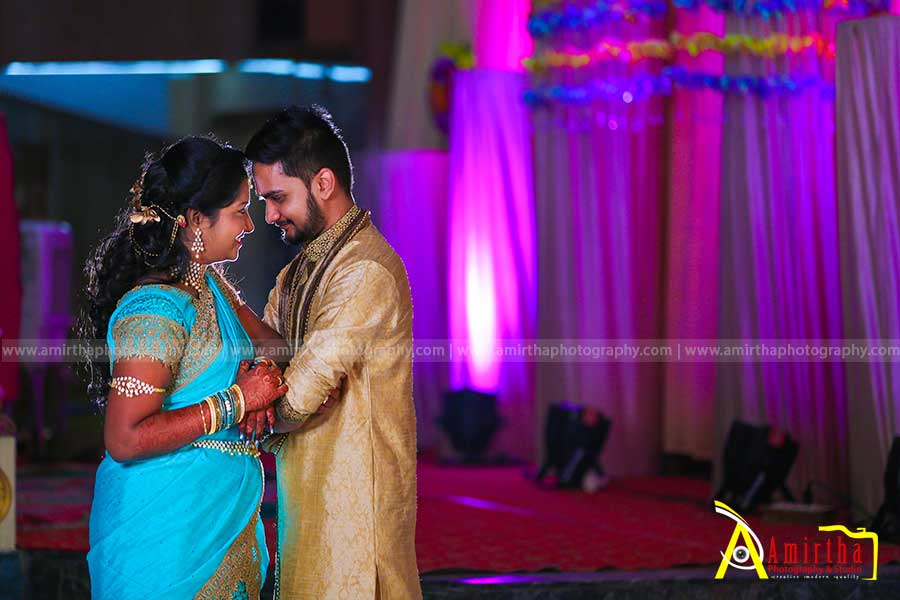 aarthy Weds kumaresh Candid Wedding Photography in Kovilpatti